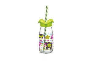 Бутылка Renga 370 мл Firfir green стекло, 151966 G