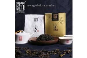 Черный рассыпчатый чай ( Хэй ча ) 200 грм. ( китайский элитный чай )