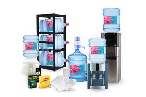 Доставка питьевой артезианской воды в дома и офисы