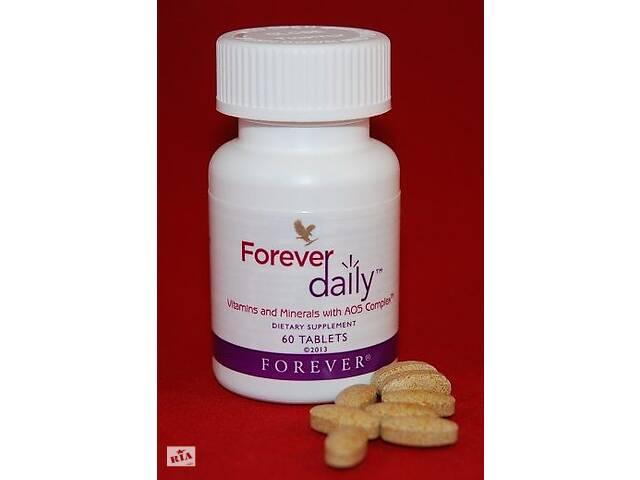Форевер Дейли - витаминный заряд и сила алоэ