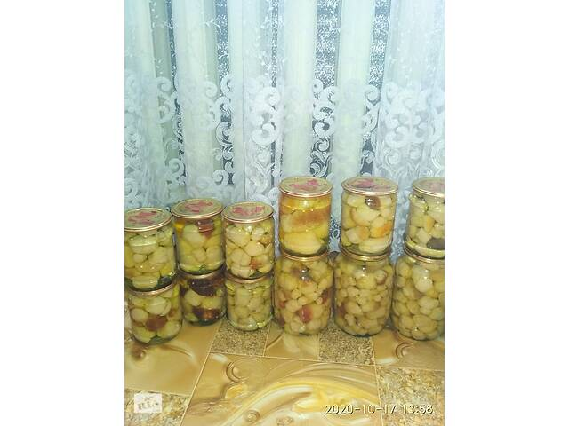 продам Грибы консервированные бу в Лимане (Красный Лиман)
