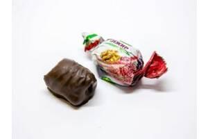 Конфеты AMANTI инжир с грецким орехом в шоколад 1кг