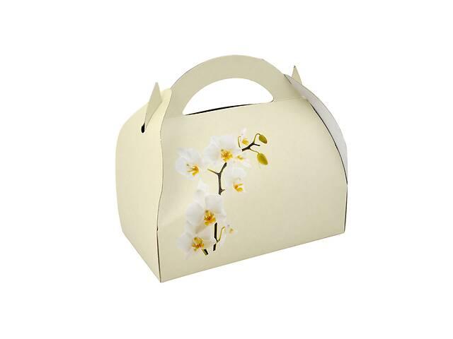 Коробочка с орхидеей  для гостей.- объявление о продаже   в Украине