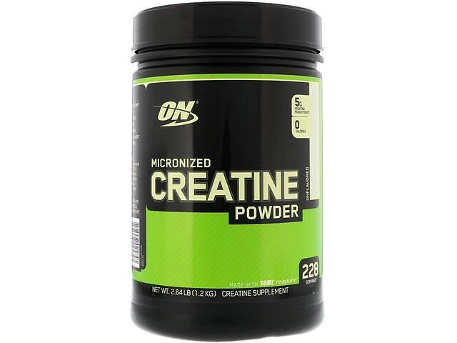 бу Креатин Optimum Nutrition Creatine Powder 1200 г в Полтаві