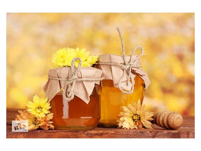 купить бу Мед чистый, натуральный. в Залещиках