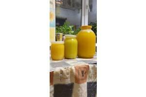 Мёд домашний 50 грн. 0,5 л.