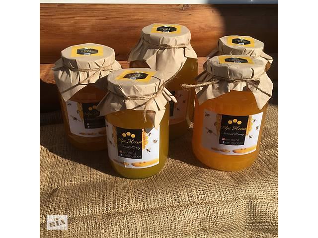 купить бу Мёд липа с разнотравьем с семейной пасеки с доставкой Харьков в Харькове