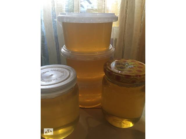 Мёд с липы натуральный- объявление о продаже  в Виннице