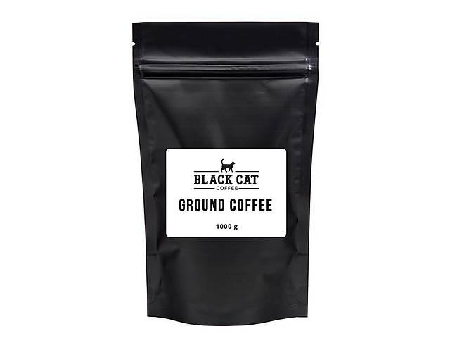 продам Молотый кофе Black Cat 1000 г (11-357) бу в Киеве