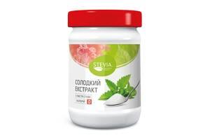 Натуральный заменитель сахара Stevia в банке 159 г (4820130350037)