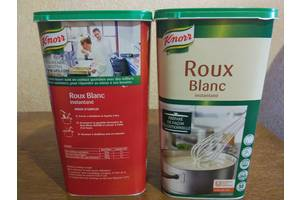 ниверсальная Смесь (Knorr) для Приготовления Соуса (Бешамель), Рагу и Крем-Супа