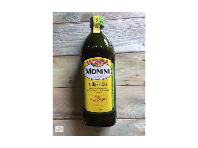 продам Оливковое масло monini classico extra vergine 1литр бу в Николаеве