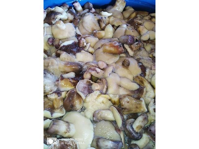 продам Продам грибы Маслята Солено отварные бочковые бу в Голой Пристани