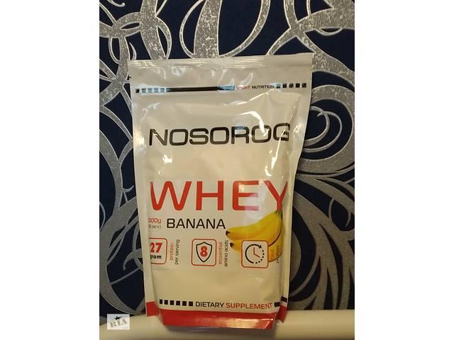 бу Протеин NOSOROG Whey ванильное мороженое 1 kg в Мариуполе