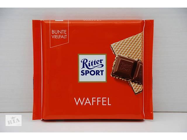 бу Шоколад Ritter Sport Риттер  Спорт  (Германия) 100g в Ровно