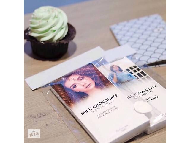 Шоколад с личным фото- объявление о продаже  в Киеве