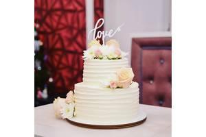 Свадебный торт, детский торт, торт на заказ