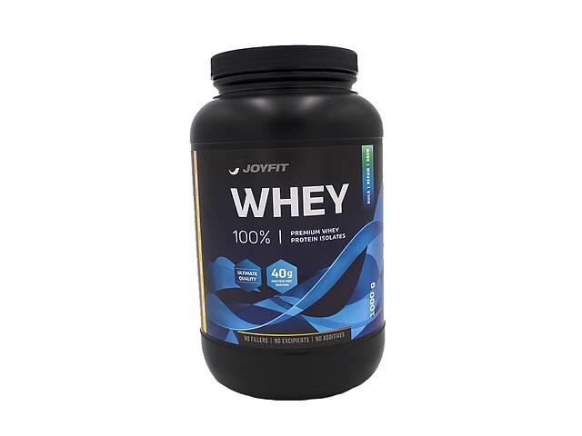 купить бу Сывороточный растворимый протеин Premium WHEY JOYFIT 1 кг (n-465) в Киеве