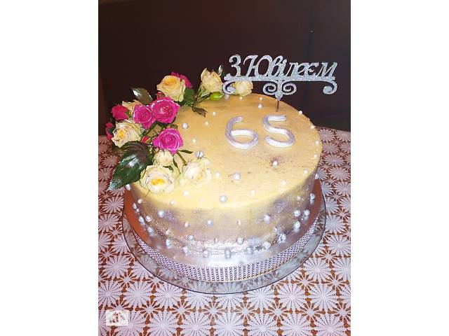 продам Торты и пироги на заказ!!! бу  в Украине