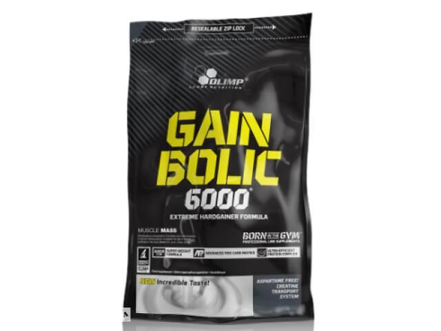 бу Углеводный гейнер Olimp Sport Nutrition Gain Bolic 6000, 1 кг клубника в Полтаве