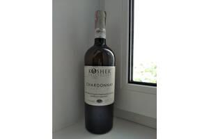 Вино полусладкое белое шардоне 750мл