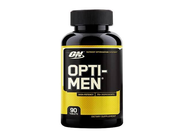 продам Витамины и минералы Optimum Nutrition Opti-Men 90 tabs бу в Мариуполе