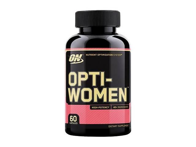 Витамины и минералы Optimum Nutrition Opti-Women 60капсул- объявление о продаже  в Мариуполе
