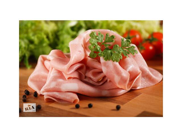 купить бу Итальянская колбаса варёная мортаделла Simonini Итальянская колбаса вареная мортаделла в Киеве