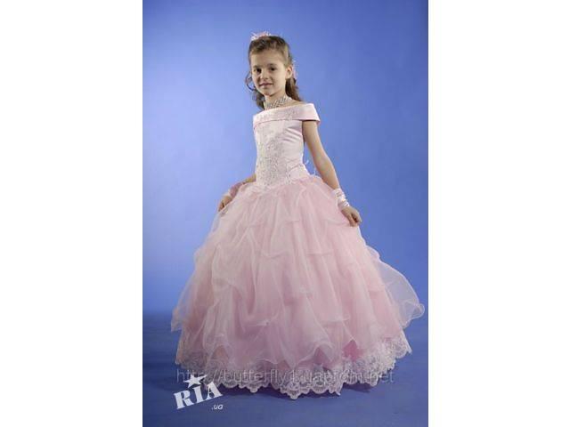 a3e5c471c30497 бу прокат випускних дитячих плать, а також плаття для причастя в Тернополі