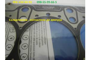 Прокладка ГБЦ дизельного двигателя Isuzu 4LB1 (Исузу 4LB1 / 4LC1)