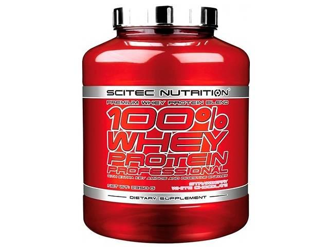 Протеин Scitec Nutrition 100% Whey Protein Professional 2350 г- объявление о продаже  в Киеве