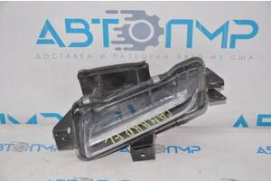 Противотуманная фара птф левая DRL Chevrolet Camaro 16- сломано крепление 84341735 разборка Алето Авто запчасти Шевроле