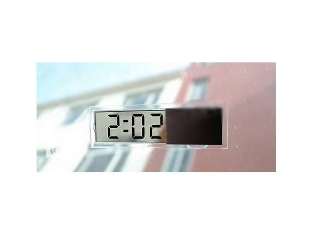бу Прозрачные часы с присоской в Киеве