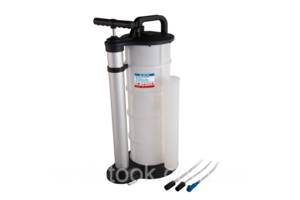 Приспособление для откачки жидкостей 9 л (ручное).