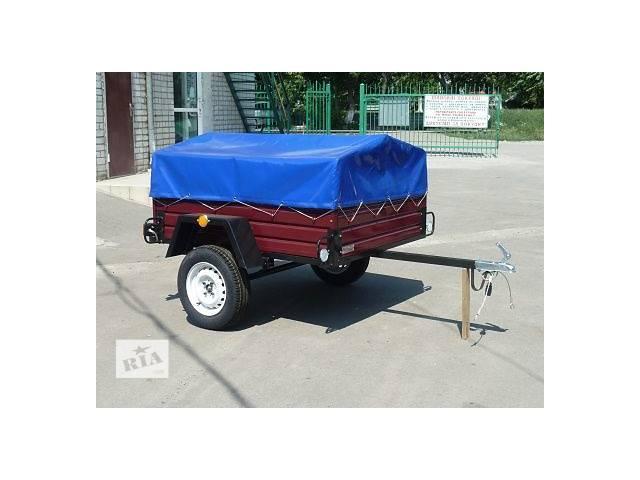 продам Прицеп легковой «Лев-16» 750 кг. бу в Кременчуге