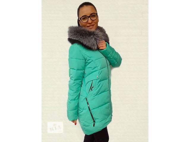 купить бу Пуховик молодёжный 16-106 Fulanxin ,зима в Черкассах