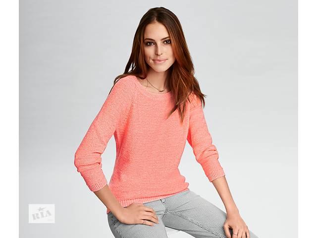 бу Пуловер, розовый меланж, ТСМ Thcibo, большой размер в Полтаве