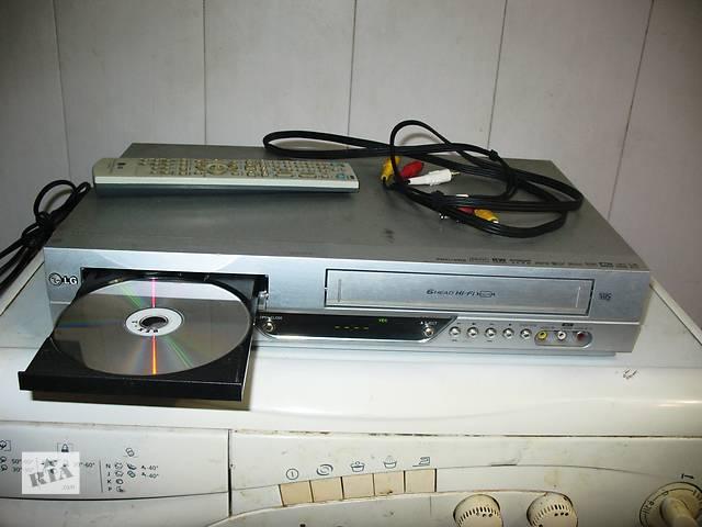 пишущий дивиди-видеокасетный проигрыватель- объявление о продаже  в Херсоне