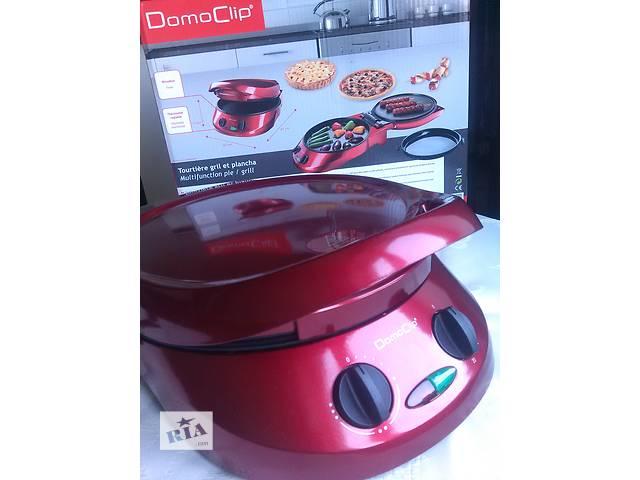продам Пицце-печка Domoclip (Франция), пицца-мейкер, печь для пиццы и пирогов бу в Днепре (Днепропетровск)