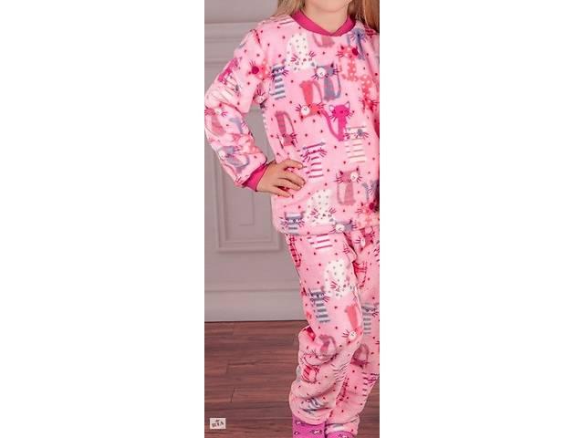 бу Пижама теплая велсофт девочке, р.28-36 в Полтаве