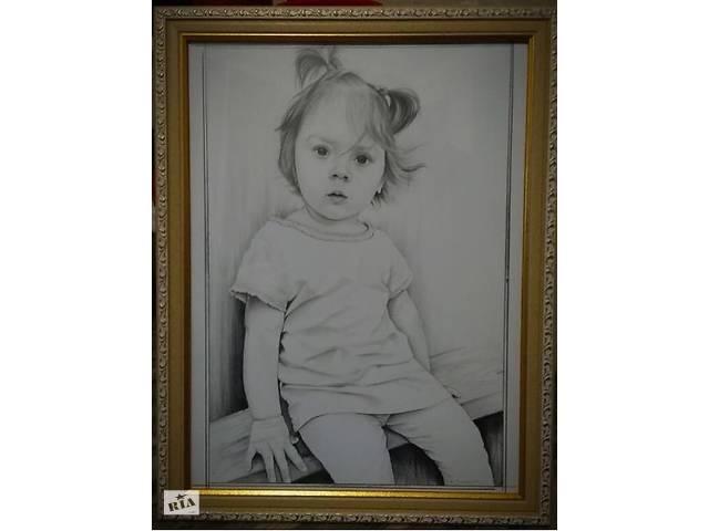 Картини, Портрети, Розпис стін- объявление о продаже   в Украине
