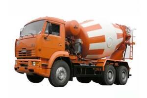 Требуется водитель на миксер (автобетоносмеситель) КАМАЗ Киев