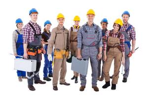 Потрібні фахівці для будівельних робіт!
