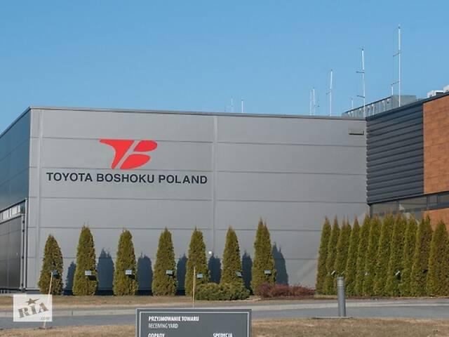 продам Рабочий на Toyota Boshoku Poland  бу  в Украине