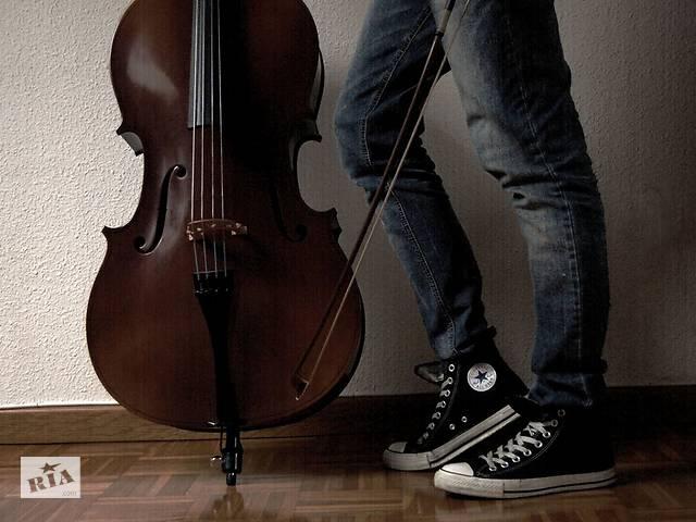 Репетитор по классу виолончели. Киев- объявление о продаже  в Киеве
