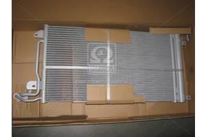 Радиатор кондиционера SKODA RAPID (NH) (12-) (пр-во Nissens)
