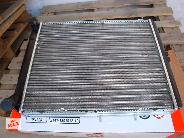 Радиатор Москвич 2141- объявление о продаже  в Полтаве