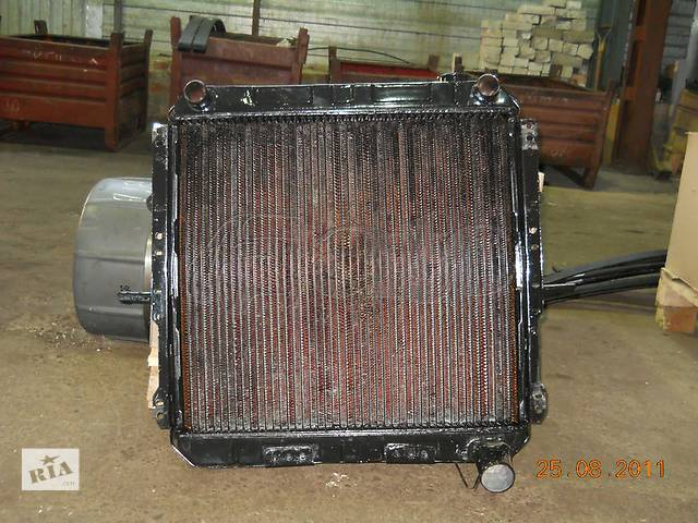 купить бу Радиатор охлаждения двигателя МАЗ 3-х рядный в Днепре (Днепропетровск)