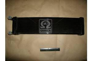Радиатор отопителя (медный) (3-х рядный) КРАЗ (пр-во ШААЗ)
