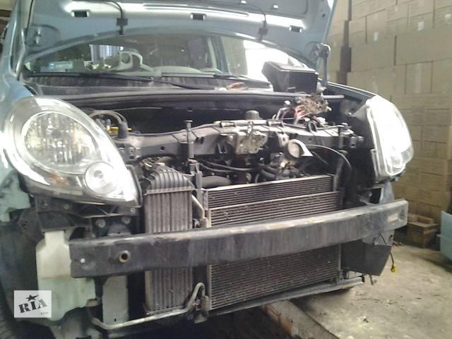 купить бу Радиатор Renault Kangoo Рено Кангу Кенго (2008-14). в Ровно